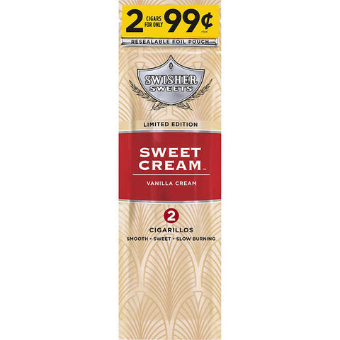 Swisher Sweet Sweet Cream