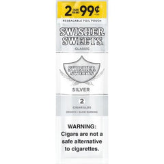 Swisher Sweets Silver