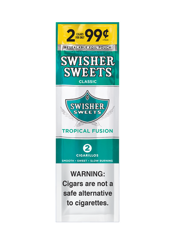 Swisher Sweet Tropical Fusion