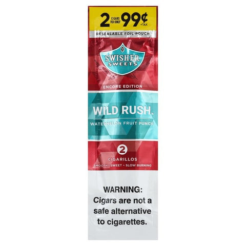 Swisher Sweet Wild Rush