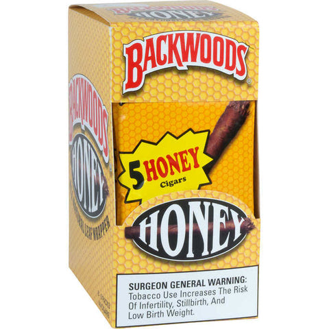Backwoods Honey Pack