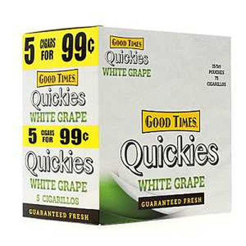 Good Times Quickies White Grape