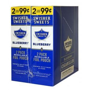 Swisher Sweets Blueberry