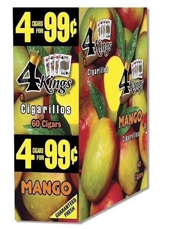 4 Kings Mango Double Pack