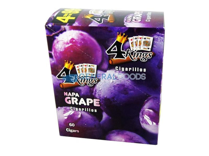 4 Kings Napa Grape Double Pack