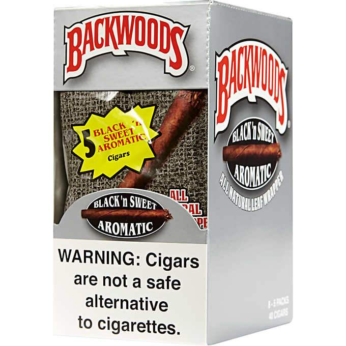Backwoods Black & Sweet Pack