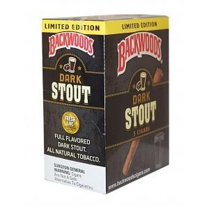 Backwoods Dark Stout Pack