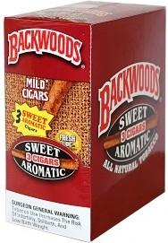 Backwoods Sweet Aromatic 3 Pack