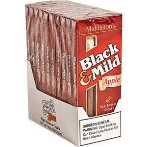 Black and Mild Apple Pack