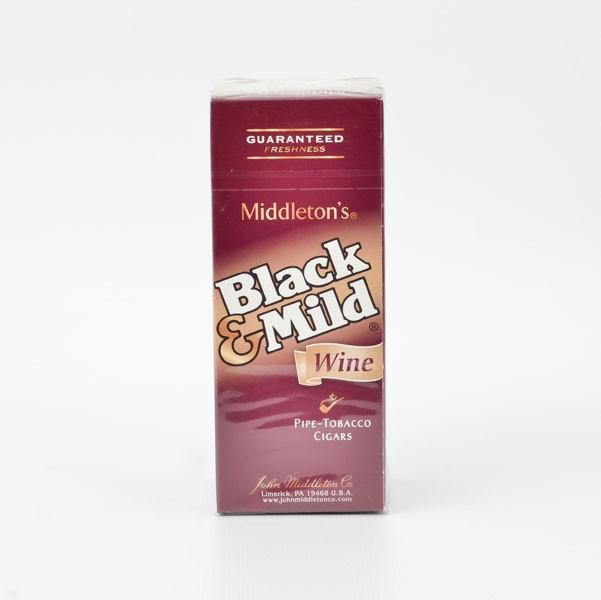Black and Mild Wine Singles