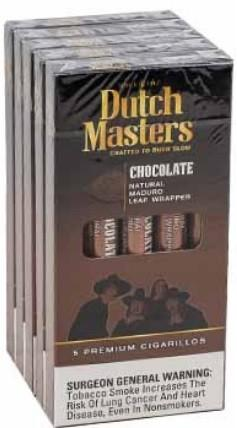 Dutch Masters Chocolate Pack