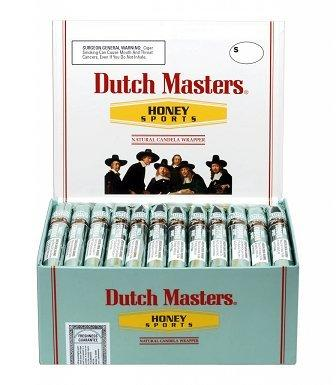 Dutch Masters Honey Sport Box
