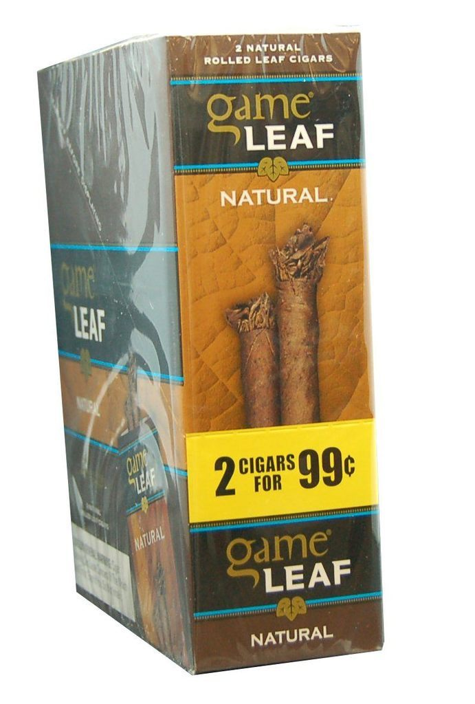 Game Leaf Natural