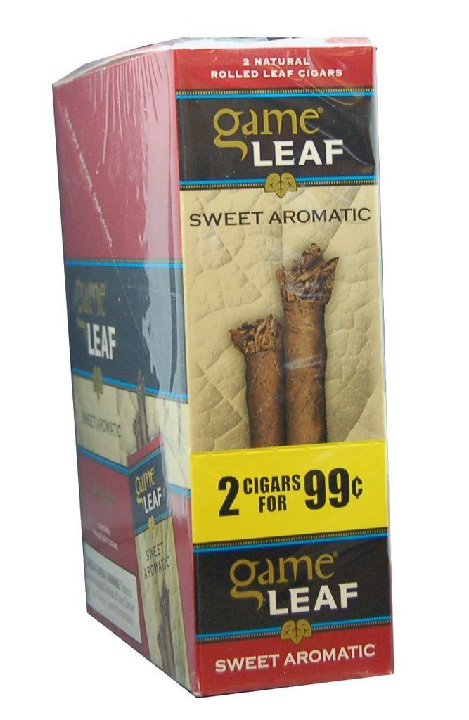 Game Leaf Sweet Aromatic