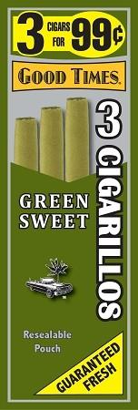 Good Times Green Sweet