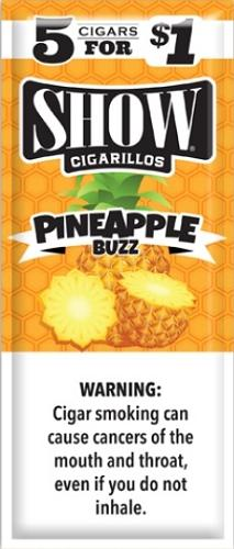Show Pineapple Buzz
