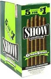 Show Green Sweet Double Pack