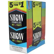 Show Wet & Fruity Double Pack