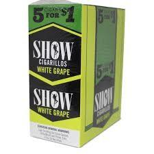 Show White Grape Double Pack