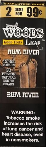 Good Times Sweet Woods Rum River