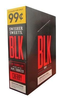 Swisher Sweets BLK Cherry