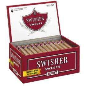 Swisher Sweets Blunt Box