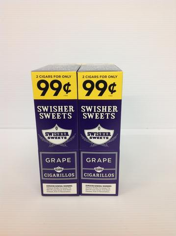 Swisher Sweets Grape