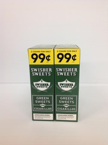 Swisher Sweets Green Sweet