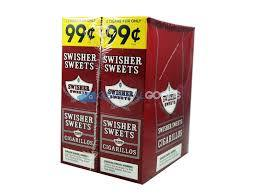 Swisher Sweets Sweet