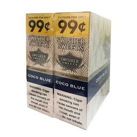Swisher Sweets Coco Blue