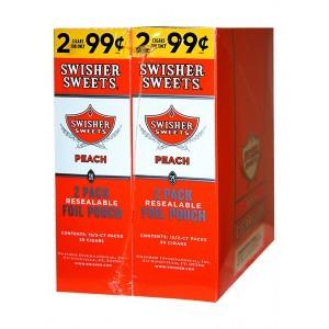 Swisher Sweets Peach