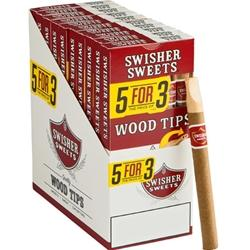 Swisher Sweets Wood Tip Pack