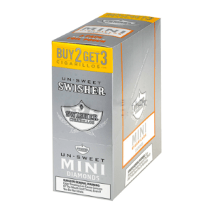 Swisher Sweets Mini Diamond 3 for 2