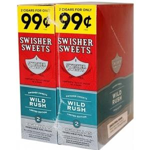 Swisher Sweets Wild Rush