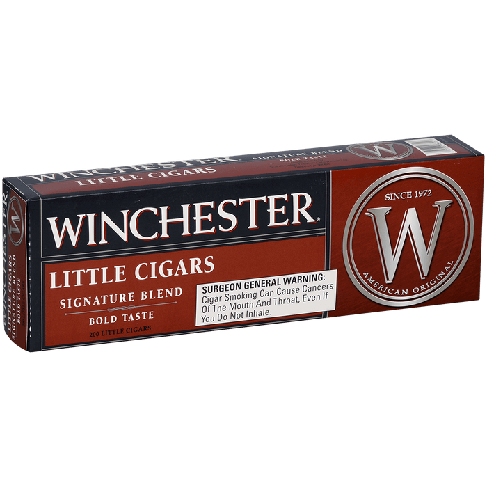 Winchester Filtered Cigars Box