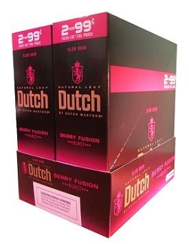 Dutch Masters Berry Fusion