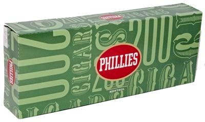 Phillies Filtered Cigar Menthol