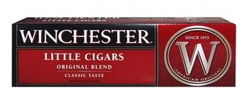 Winchester Filtered Cigar Soft 100's