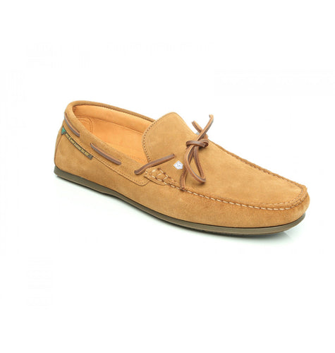 Dubarry FOOTWEAR - LOAFERS 10 Dubarry, Corsica Men's Loafer, Camel