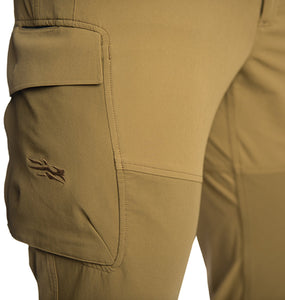 Sitka MEN - PANTS - FIELD PANTS 32R Sitka, Hanger Work Pant, Olive Brown