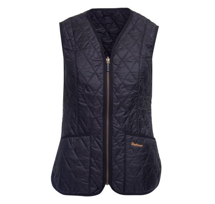 Barbour WOMEN - VESTS Barbour, Betty Interactive Liner, Navy