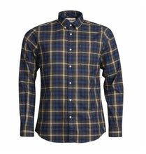 Load image into Gallery viewer, Barbour MEN - SHIRTS - BUTTON DOWNS Barbour, Endsleigh Highland Check Tailored Shirt, Charcoal