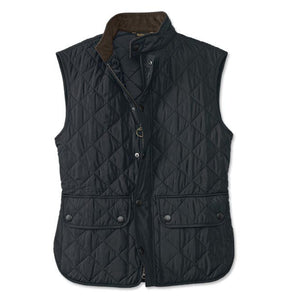 Barbour MEN - OUTERWEAR - VEST Barbour, Lowerdale Gilet, Navy
