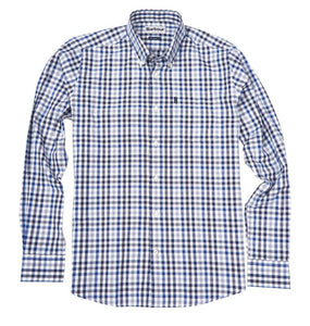 Barbour MEN - SHIRTS - BUTTON DOWNS Barbour, Stapleton Bibury Tailored Fit, Grey