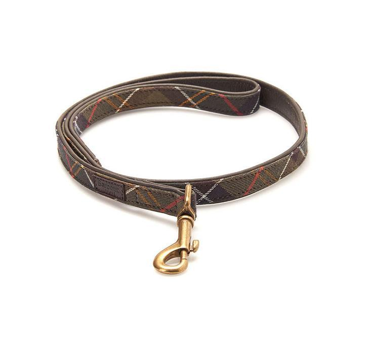 Barbour FIELD - DOG - DOG LEASH Barbour, Tartan Web Dog Lead
