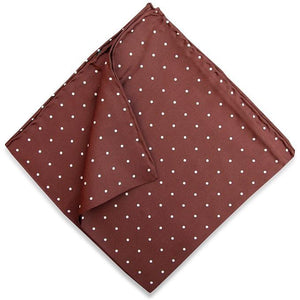 Bird Dog Bay ACCESSORIES - POCKET SQUARES Bird Dog Bay, Classic Spots Pocket Square