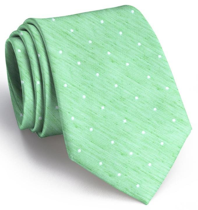 Bird Dog Bay ACCESSORIES - NECKWEAR - TIES Bird Dog Bay, Connect The Dots Tie, Mint