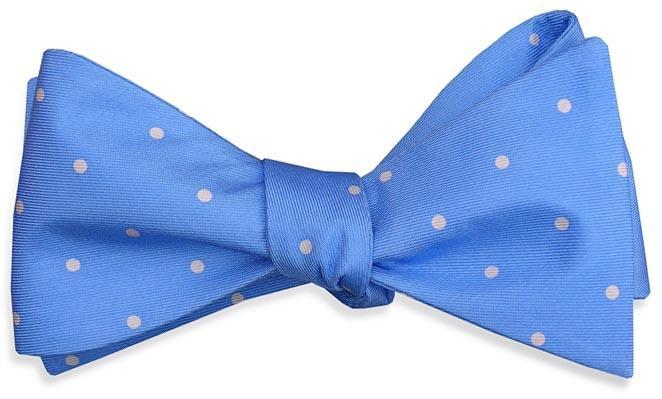 Bird Dog Bay ACCESSORIES - NECKWEAR - BOWTIES Bird Dog Bay, Spot On Bow Tie, Light Blue