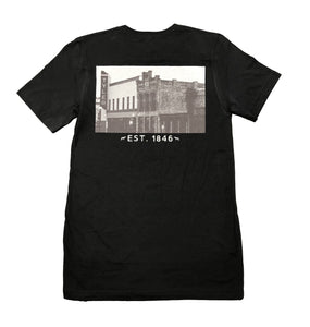 Miller's Provision Co. SALE Black / S Miller's Provision Co., Heart of Tyler Short Sleeve T-Shirt, Black