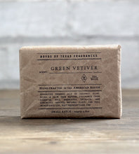 Load image into Gallery viewer, Boyd's of Texas Fragrances ACCESSORIES - GROOMING - SHOWER Boyd's of Texas Fragrances, Green Vetiver - Natural Bar Soap